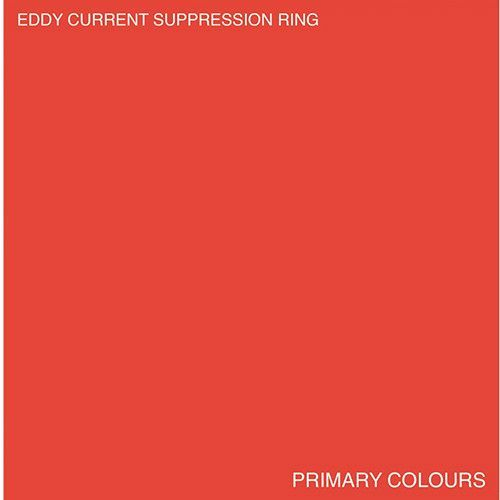 Eddy Current Suppression Ring - Primary Colours on LP + MP3 Download Coupon