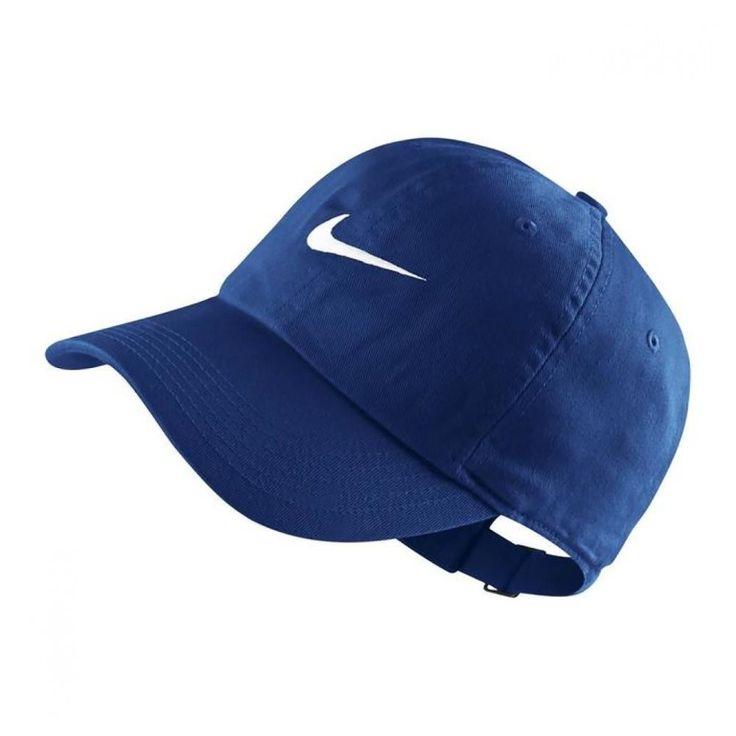 Ρυθμιζόμενο καπέλο Nike Y H86 CAP SWOOSH - 546178-455