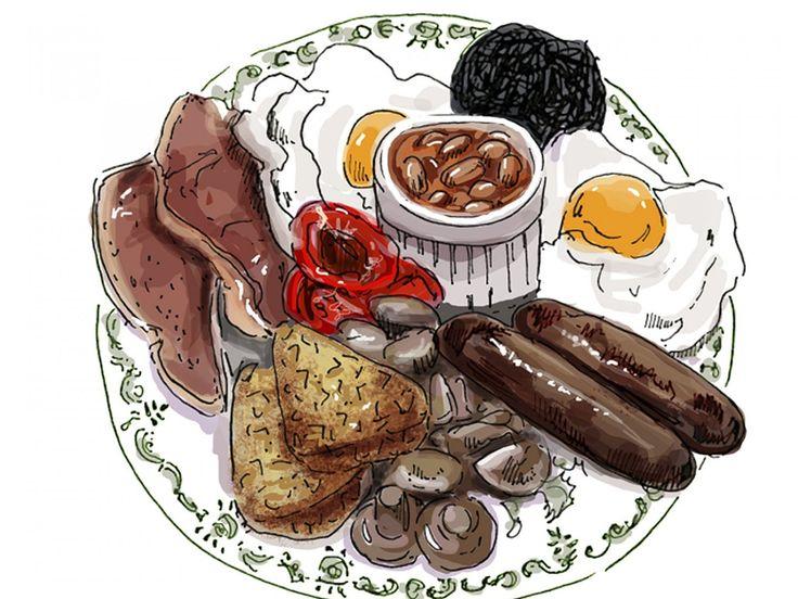 The King's Wark Bigger Breakfast