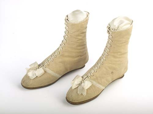 Ankle Boot, 1815 | Museum of London