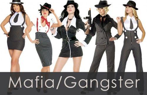 Gangster / Mafia Dressing Theme