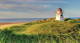 『赤毛のアン』の舞台、プリンス・エドワード島。自然豊かな島で、のんびりと過ごしたいです(>_