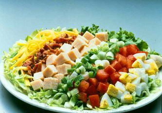 Brown Derby Cobb Salad and Original Cobb Salad  Dressing