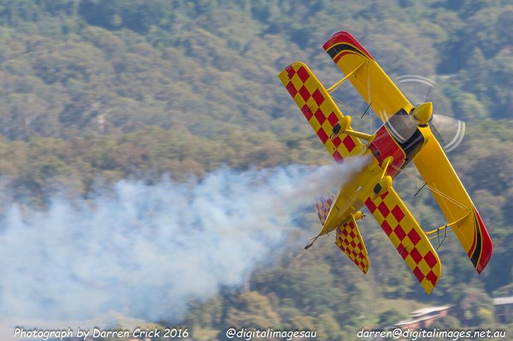 Paul Bennett Airshows at Wings Over Illawarra 2016... #Avgeek #aviation #photography #canon #Airshow #RTifyoulike