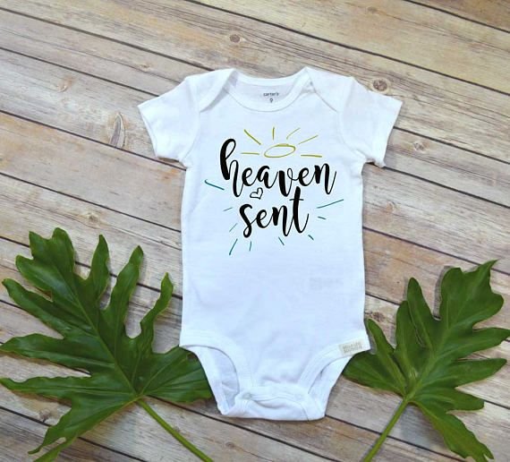 Rainbow Baby, Heaven Sent, Some Things are Worth the Wait, Special Baby Gift, Rainbow Shower Gift, Baby Shower Gift, Rainbow Baby Gift, Baby