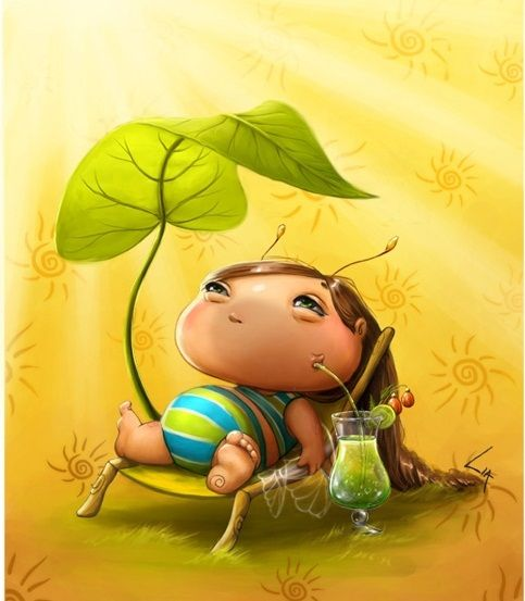 Сказочные иллюстрации Юлии Селиной - Ярмарка Мастеров - ручная работа, handmade