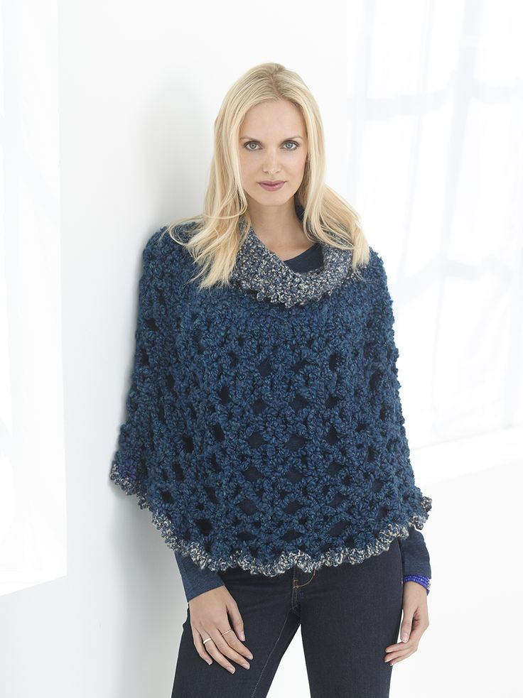 17 Best Images About Crochet Shawls Poncho Scarves 2 On
