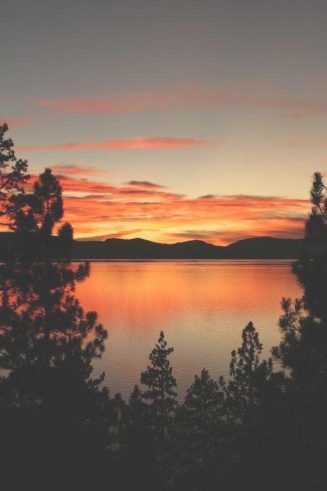 50 Most Beautiful Sunset And Sunrise Photography Nature Photography Sunrise Sunset Sunrise Photography Lake Photography Sunrise Lake