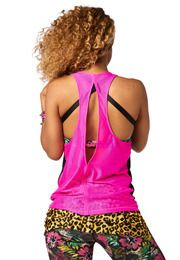 Zumba Party Loose Tank | Zumba Wear Save 10% on Zumba® wear on zumba.com with code 10SALE. Click to shop with 10% discount http://www.zumba.com/en-US/store/US/affiliate?affil=10sale