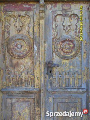 stare drzwi drewniane - Google Search