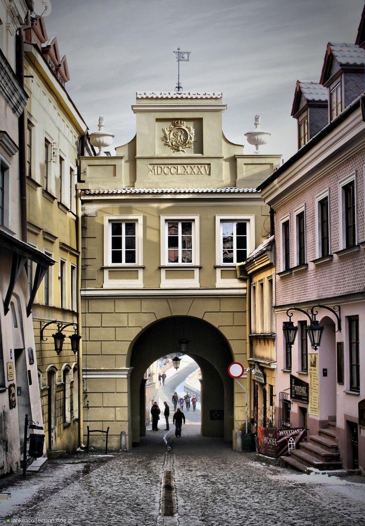 Lublin, Old Town, Brama Grodzka / Grodzka Gate