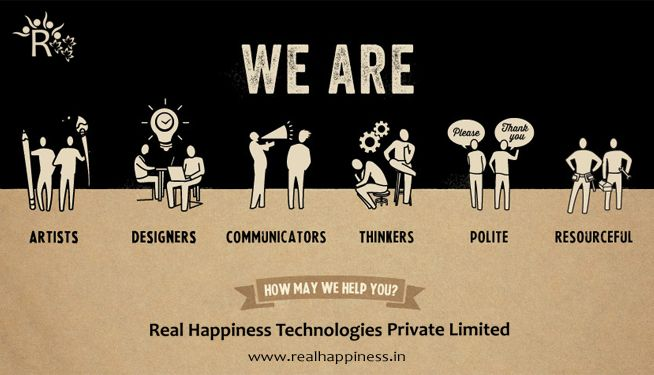 We design custom website for business and develop your dreamt requirements. Hire our designers at affordable rates. https://realhappiness.in