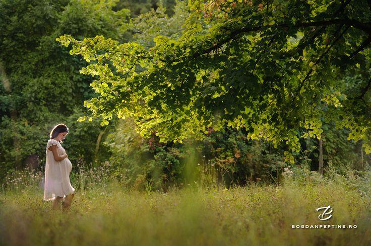 Sedinta foto de gravida - Simona si Ionut | Fotograf de nunta Bucuresti