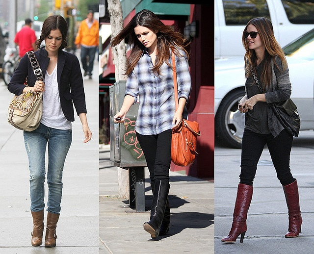 Bilson boots: Bilson Style, Celebrity Style, Laid Back Style, Google Search, Street Styles, Style Icons, Street Style Fashion, Rachel Bilson, Boots