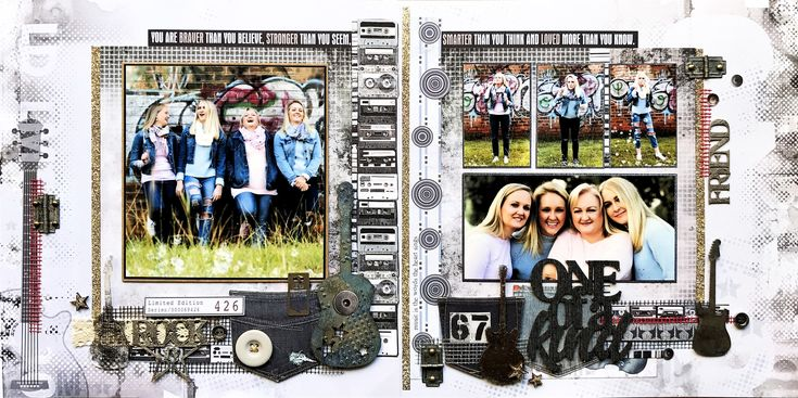 Double-page layout by Glenda Viljoen
