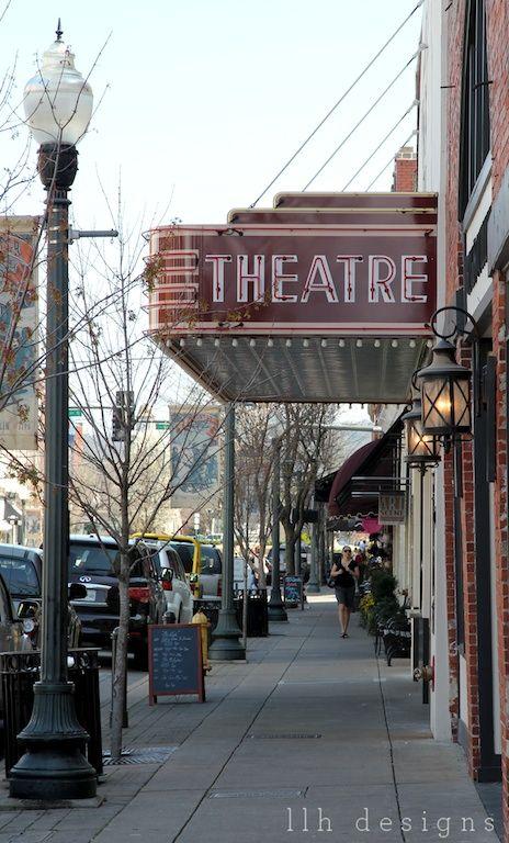 Theatre in Franklin, TN  LLH Designs