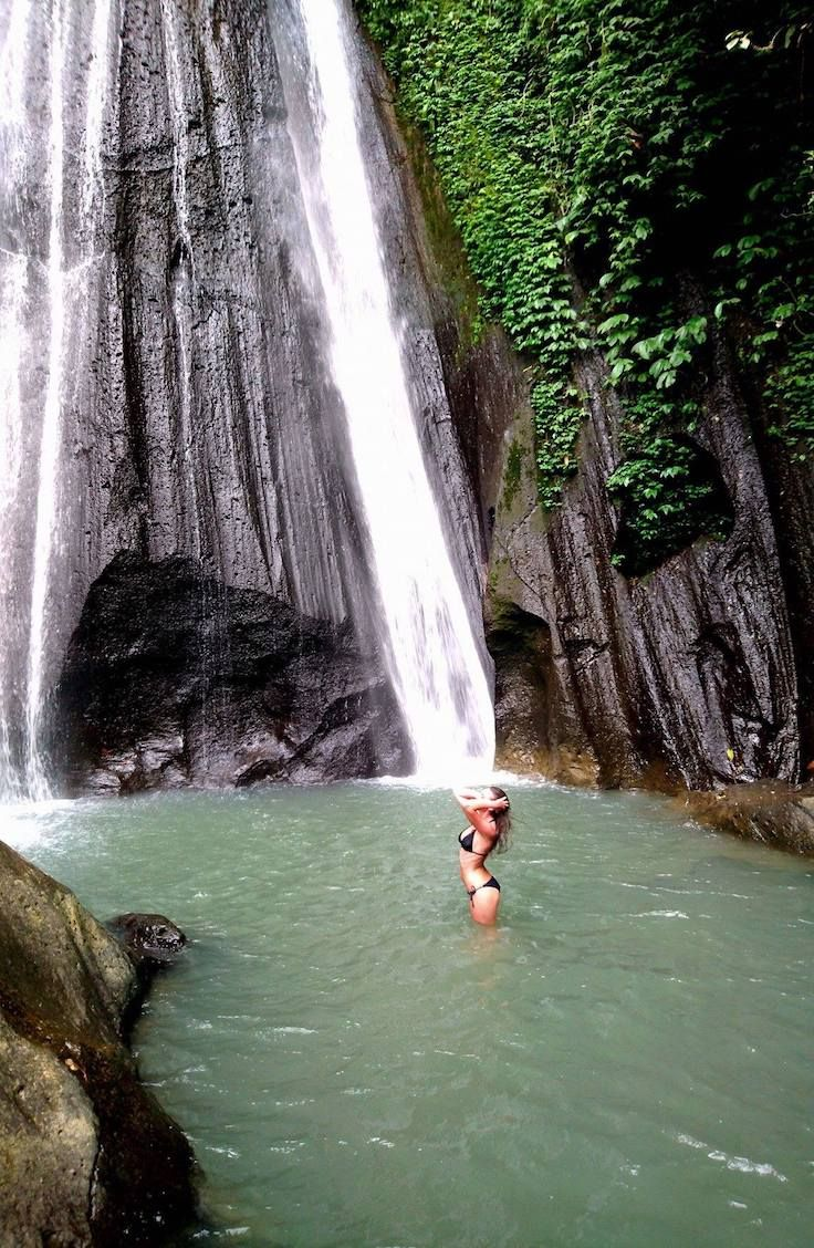 Dusun Kuning Waterfall - Bali:  Guide