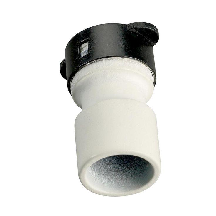 1/2 in. PVC Slip x Drip-Lock Adapter, Whites