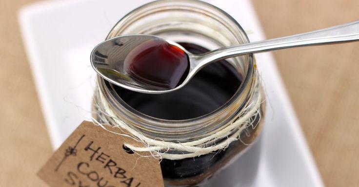 Recept na léčivý jitrocelový sirup