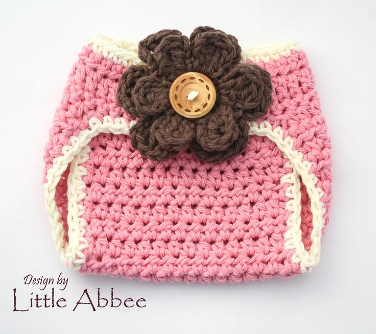 crochet diaper cover free pattern | ... of these up in no time this is a fast and easy pattern the pattern is