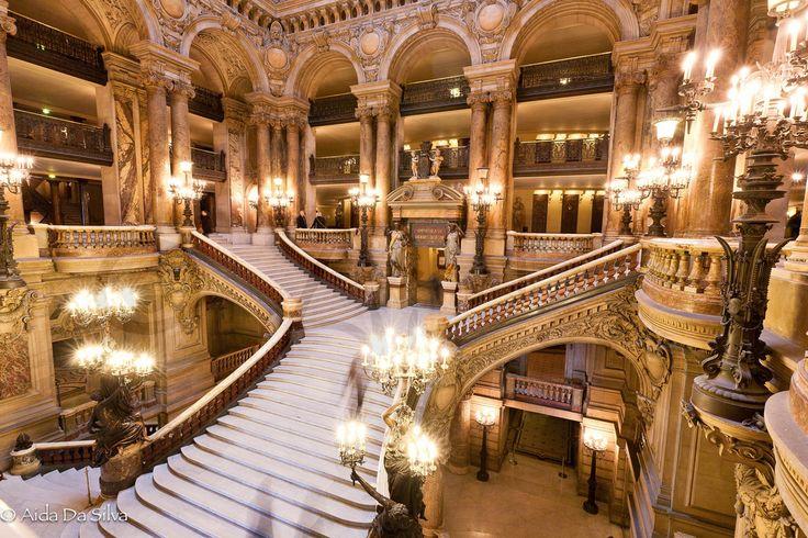 Foyer of the Paris Opera House