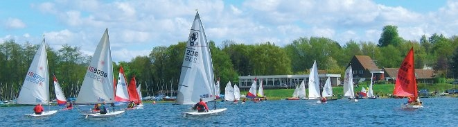 Chipstead Sailing Club, Sevenoaks, Kent, TN13 2SD, UK   #mirrorsailing