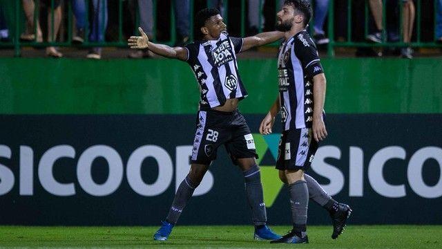Base Do Botafogo Rhuan Botafogo Campeonato Brasileiro Esporte