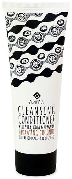 Hydrating Coconut Cleansing Conditioner by Alaffia (8floz Conditioner)