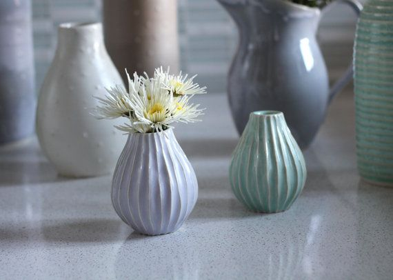 Pottery Vase - gray or green                                                                                                                                                                                 More