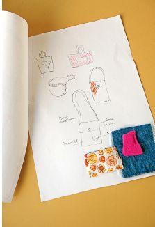 Skissen sätter igång kreativiteten | Lärarnas Nyheter Foto: Hasse Hedström