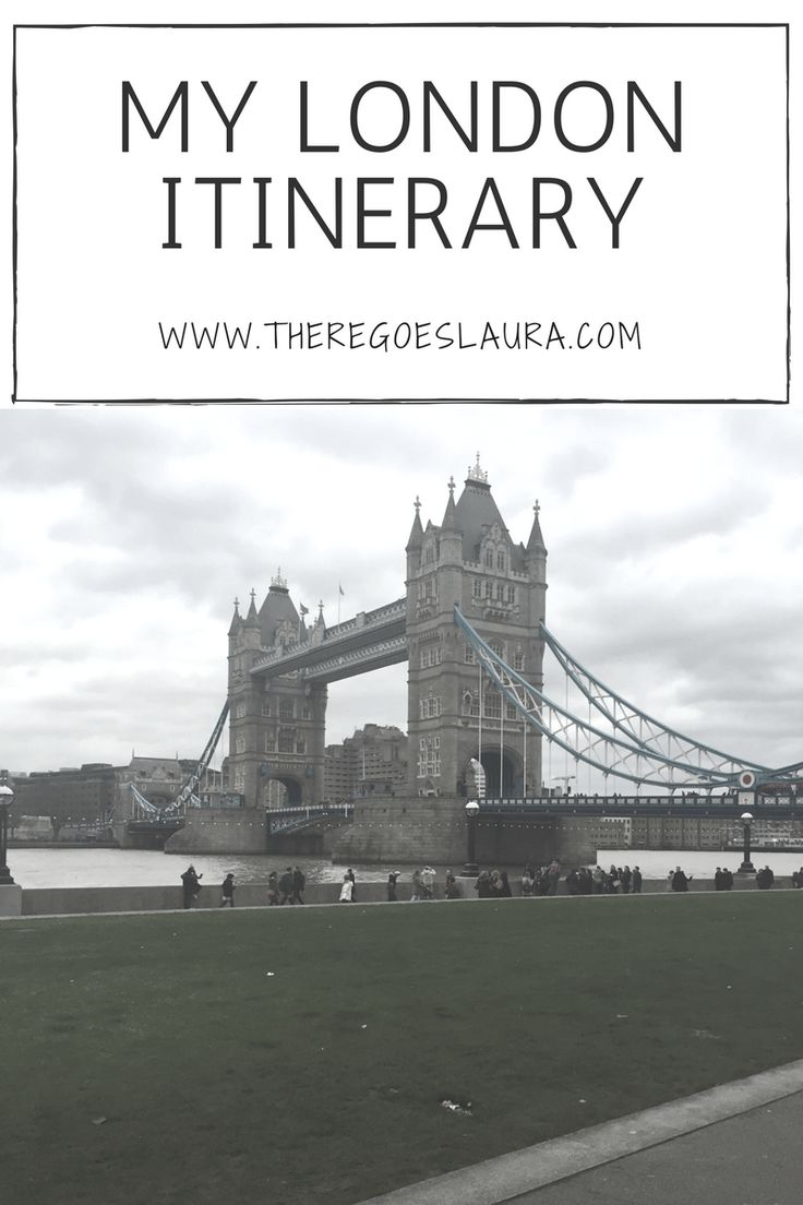 A London Itinerary for the Solo Traveler