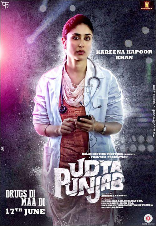 Check out Kareena Kapoor Khan turns doctor for Udta Punjab