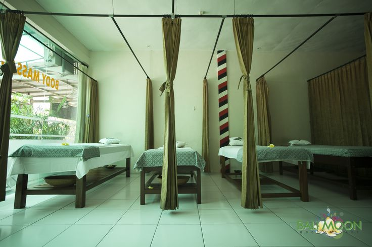 Bali Moon Spa have comfrot room for any treatments. lest come here .