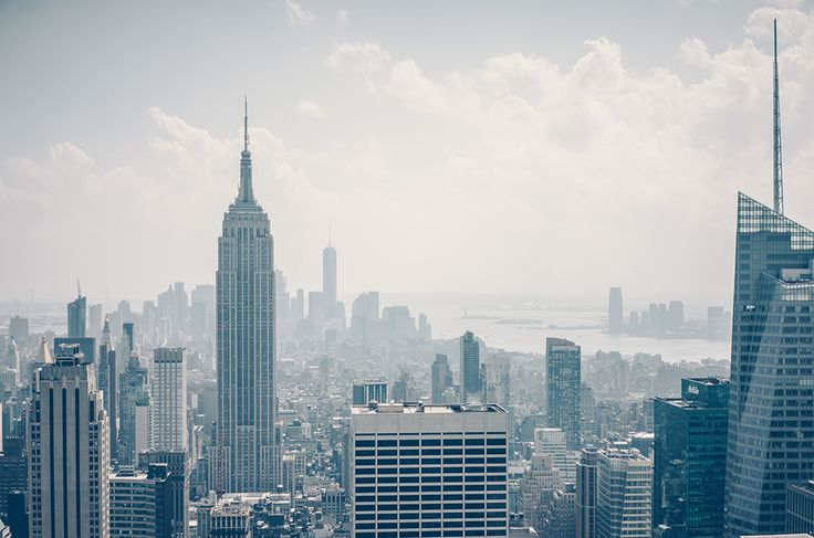 My guide to New York. | Min reseguide till New York.