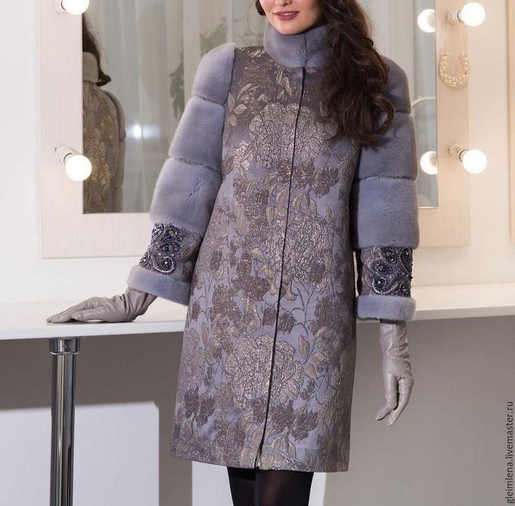 "Купить Пальто ""Edith"" - жаккард, жаккард ткань, жаккардовое пальто, пальто…"