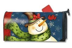 Christmas Magnetic Mailbox Covers
