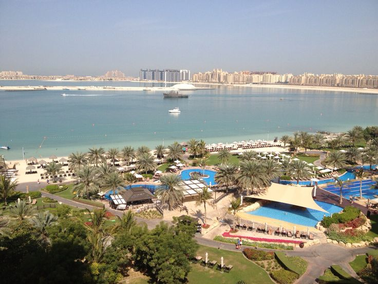 The Westin Dubai Beach Hotel!