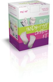 11 best do it yourself baby and pregnancy kits images on pinterest baby hands and feet casting kit solutioingenieria Gallery