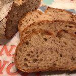 Pane simil Lariano con farina Tipo 2
