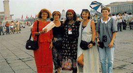 Beijing 1995 – Bergen 2010 - FOKUS