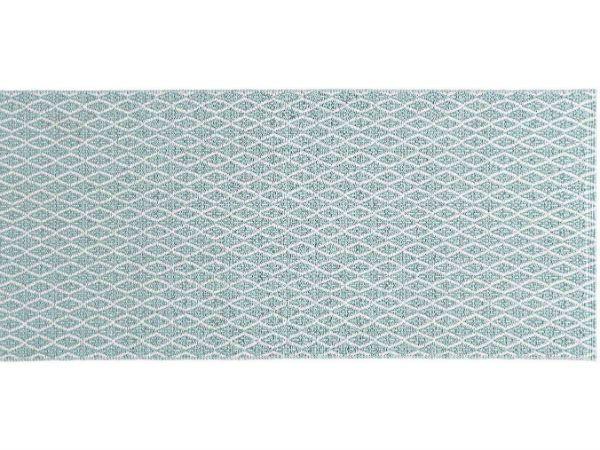 Plastmattor - Horredsmattan Eye (turkos). 900kr. MASSOR med fina mattor.