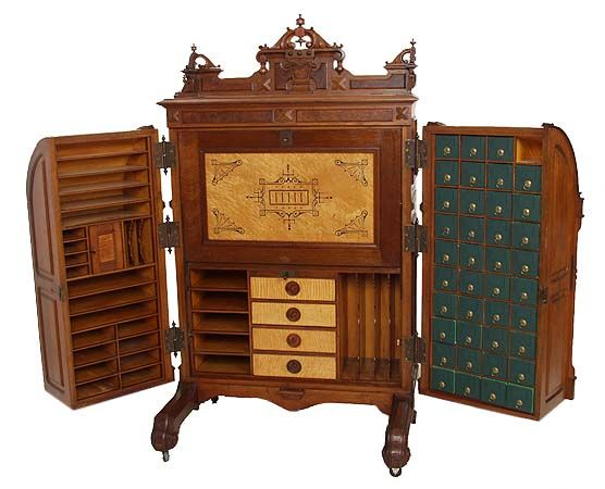 The Amazing, Collectible Wooton Desk