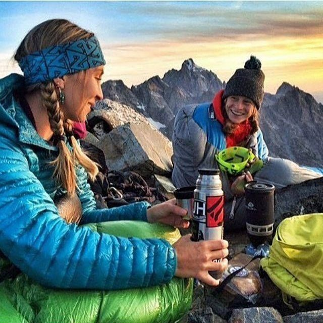 Don't you wish you woke up like this instead?   Photo: Our feature with Bree Buckley  Kelly Halpin - https://www.instagram.com/p/8M0s9qngRf/ via @outdoorwomen