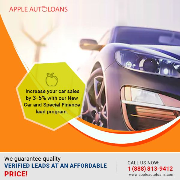 Auto Leads Special Finance Auto Leads New Cars Cars For Sale Finance