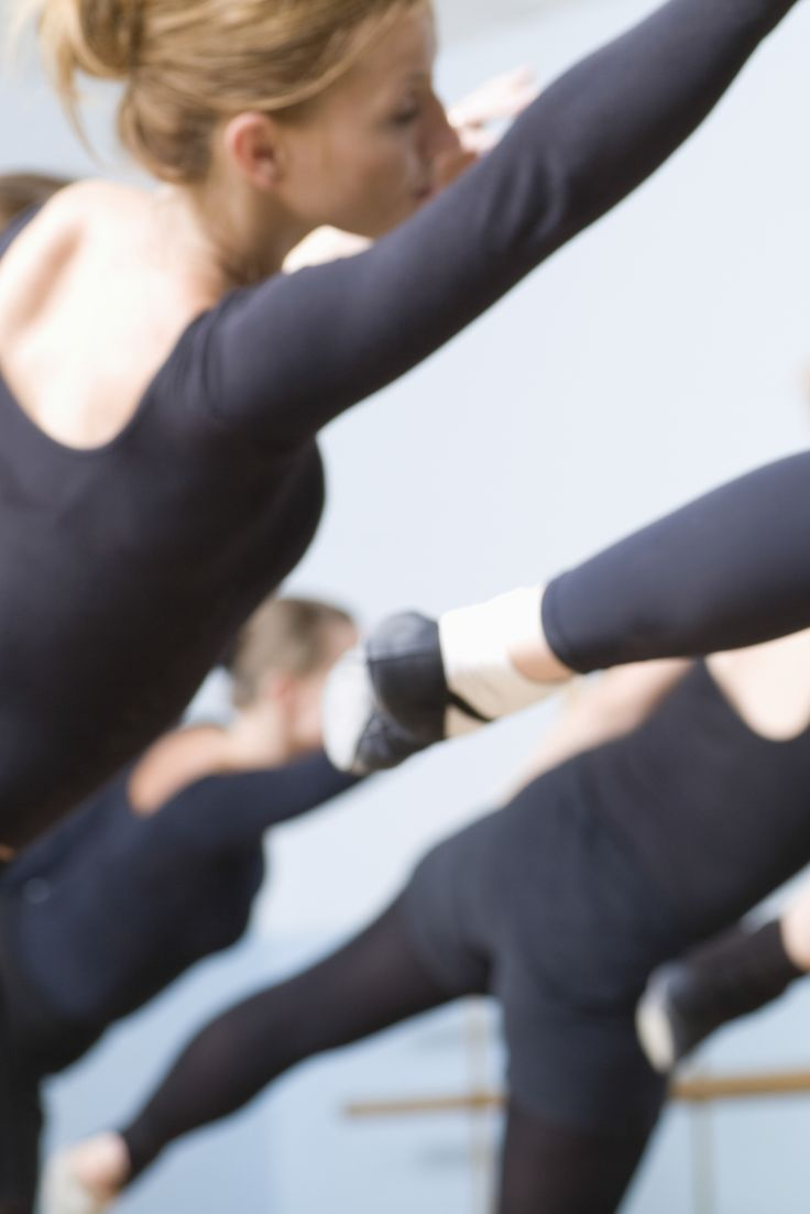Ever wonder how a ballerina trains when she's not dancing? Hint: it's not barre! Checkout these ballerina-approved workout ideas.