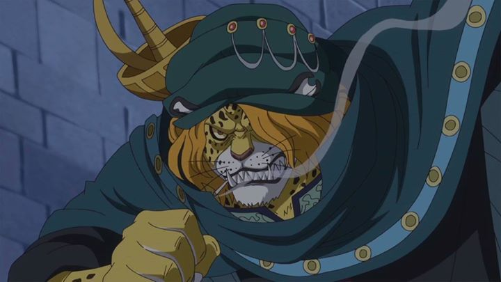 Pedro thins the ranks of Big Mom's army while sticking to the shadows 👤   Watch the latest episodes of One Piece today! funimation.com/onepiece #ONEPIECE