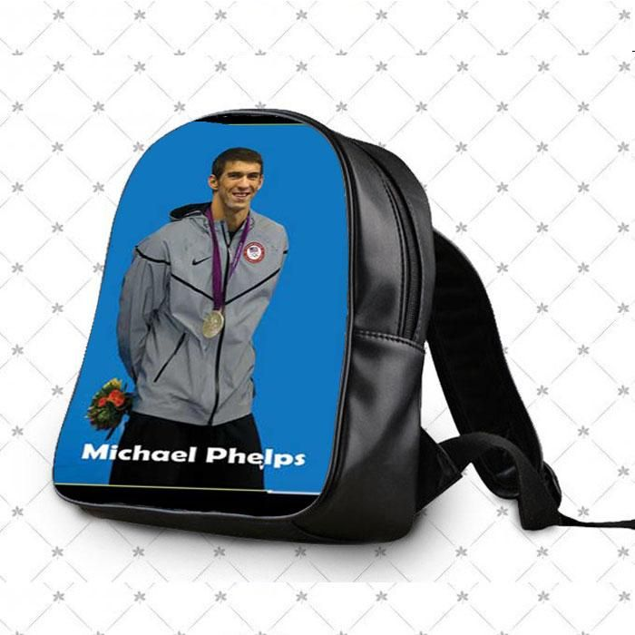 Michael Phelps School Bag Backpacks