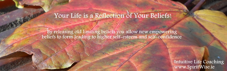 Your life is a reflection of your beliefs