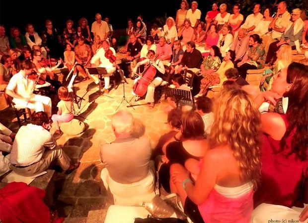 Aigina festival