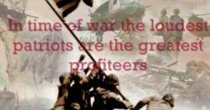 The Best Quotes About War